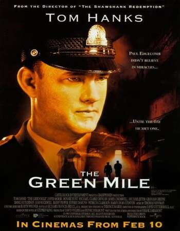 The Green Mile 1999 Hindi Dual Audio 550MB BluRay 480p ESubs