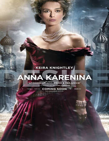Anna Karenina 2012 Hindi Dual Audio 720p BluRay ESubs
