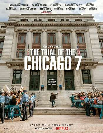The Trial of the Chicago 7 2020 English 350MB Web-DL 480p ESubs