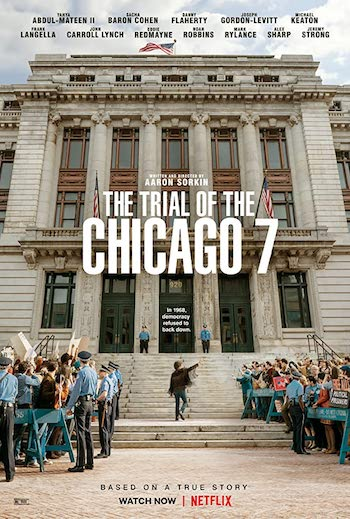 The Trial of The Chicago 7 (2020) English Movie Download