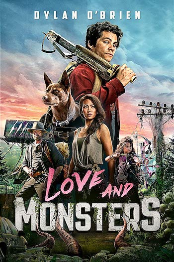 Love and Monsters 2020 English 480p WEBRip 300MB ESubs