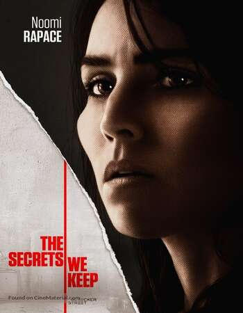 The Secrets We Keep 2020 English 720p Web-DL 850MB ESubs