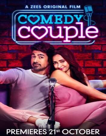 Comedy Couple 2020 Hindi 550MB HDRip 720p ESubs HEVC