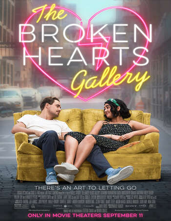 The Broken Hearts Gallery 2020 English 720p Web-DL 850MB ESubs