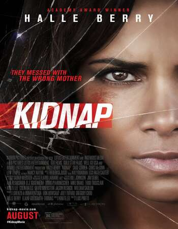 Kidnap 2017 Hindi Dual Audio 300MB BluRay 480p ESubs