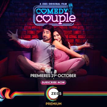 Comedy Couple 2020 Hindi 480p WEB-DL 300mb