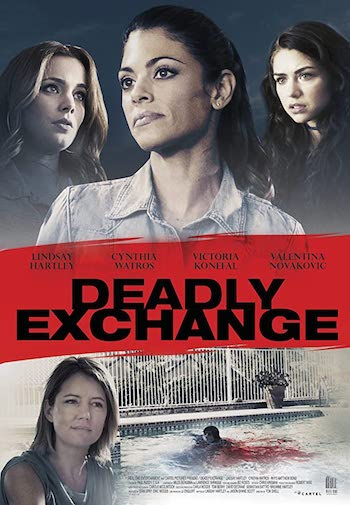 Deadly Exchange 2017 Dual Audio Hindi 480p WEB-DL 300mb