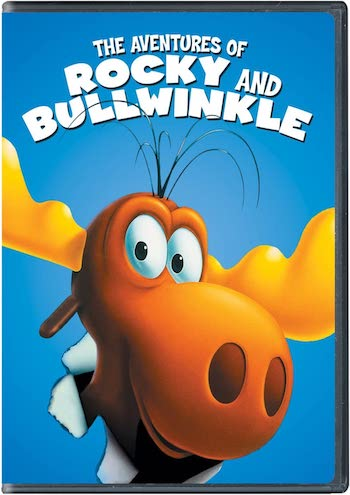 The Adventures of Rocky Bullwinkle 2000 Dual Audio Hindi 720p BluRay 800mb