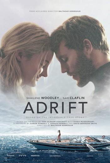 Adrift 2018 Dual Audio Hindi English BRRip 720p 480p Movie Download