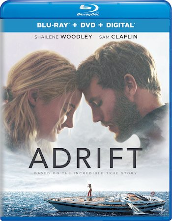 Adrift 2018 Dual Audio Hindi 480p BluRay 300mb