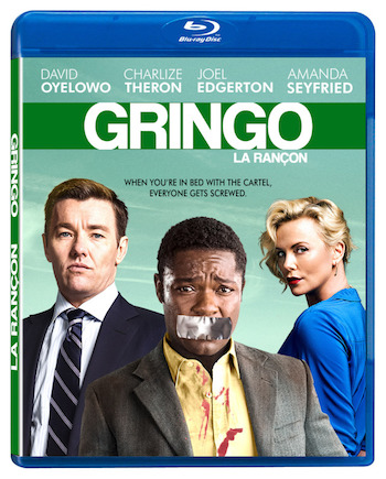Gringo 2018 Dual Audio Hindi 720p BluRay 950mb