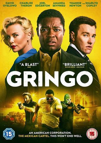 Gringo 2018 Dual Audio ORG Hindi 480p BluRay x264 350MB ESubs