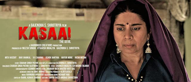 Kasaai 2020 Hindi 480p WEB-DL 300mb