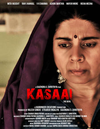 Kasaai 2020 Hindi 300MB HDRip 480p