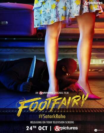 Footfairy 2020 Hindi 300MB HDTV 480p