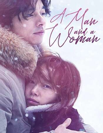 A Man and A Woman 2016 Hindi Dual Audio 350MB BluRay 480p ESubs