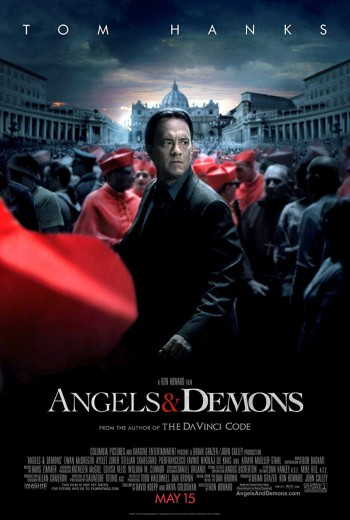 Angels And Demons 2009 Dual Audio Hindi English BRRip 720p 480p Movie Download