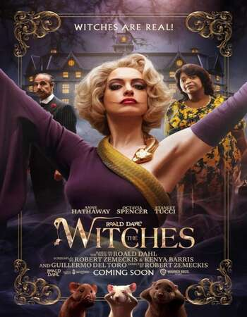 The Witches 2020 English 300MB Web-DL 480p ESubs
