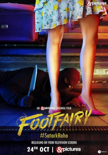 Foot Fairy 2020 Hindi 720p HDTV 850MB