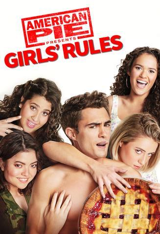 American Pie Presents Girls' Rules 2020 UNRATED Telegu (Fan Dub) 480p WEB-DL x264 300MB