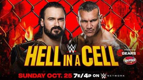 WWE Hell In A Cell 2020 PPV 720p 1.4GB Download