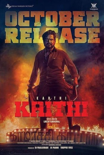 Kaithi 2020 Hindi Dubbed 480p HDRip 350MB