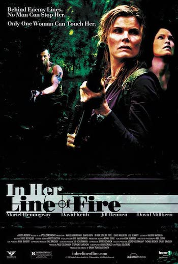 In Her Line of Fire 2006 Hindi Dual Audio 720p Web-DL ESubs