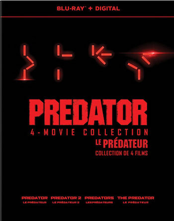 Predator Collection (1987-2018) All Movies Dual Audio Hindi Full Movie Download
