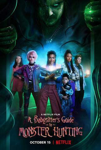 A Babysitters Guide To Monster Hunting 2020 Dual Audio Hindi 480p WEB-DL 300MB ESubs