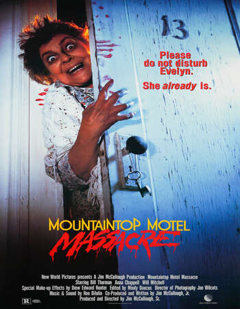 Mountaintop Motel Massacre 1983 Hindi Dual Audio 300MB BluRay 480p ESubs