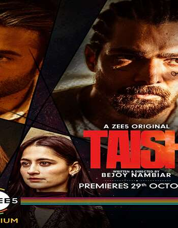 Taish 2020 Hindi Season 01 Complete 720p HDRip ESubs