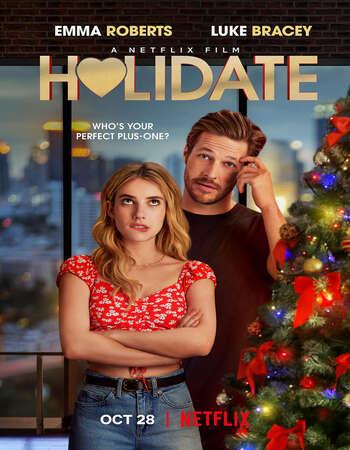 Holidate 2020 Hindi Dual Audio 550MB Web-DL 720p MSubs HEVC