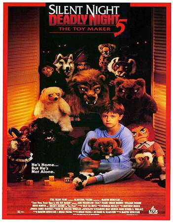 Silent Night, Deadly Night 5 The Toy Maker 1991 Hindi Dual Audio 300MB Web-DL 480p ESubs