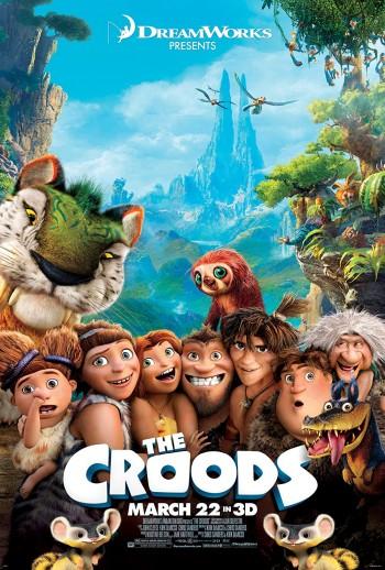 The Croods 2013 Dual Audio Hindi English BRRip 720p 480p Movie Download
