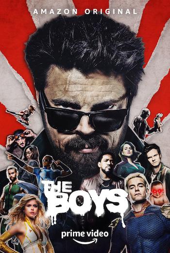 The Boys 2019 S01 Prime Video Originals Hindi Web Series All Episodes