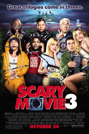 Scary Movie 3 2003 Dual Audio Hindi English BRRip 720p 480p Movie Download