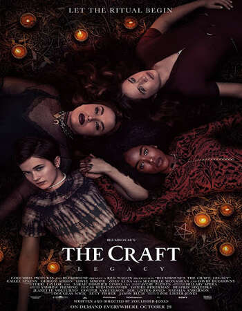 The Craft Legacy 2020 English Movie 720p Web-DL 800MB ESubs