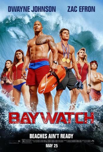 Baywatch 2017 Dual Audio Hindi English BRRip 720p 480p Movie Download