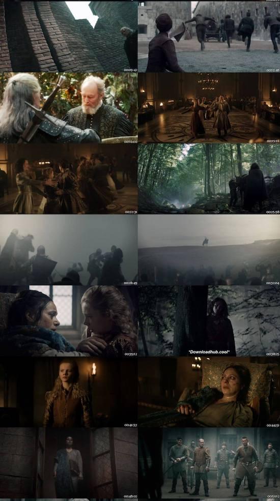 The Witcher S01 Dual Audio Hindi WEB Series 720p 480p WEB-DL Netflix Original
