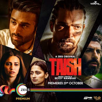 Taish 2020 Hindi 720p WEB-DL 1.4GB