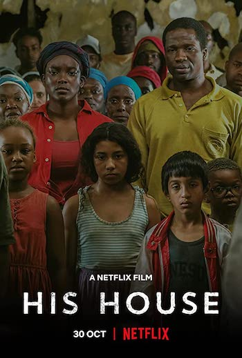 His House 2020 English 480p WEB-DL 300MB ESubs