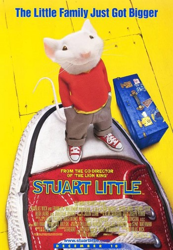 Stuart Little 1999 Dual Audio Hindi English BRRip 720p 480p Movie Download