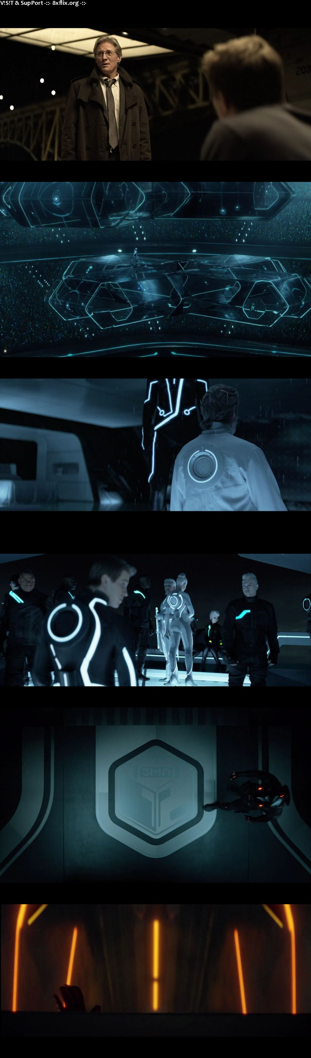 Tron Legacy 2010 Hindi English Dual Audio 720p 480p BluRay