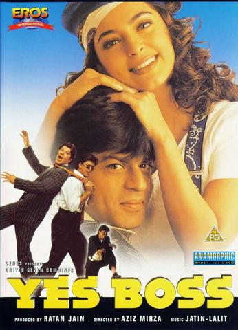 Yes Boss 1997 Hindi 480p WEB-DL x264 450MB ESubs