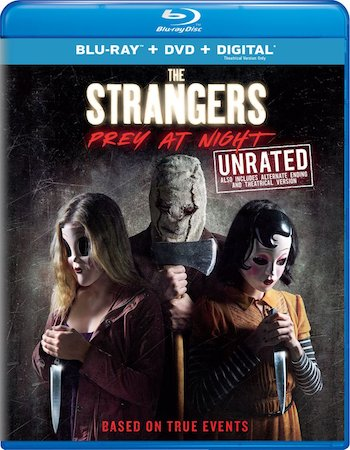 The Strangers - Prey at Night 2018 Dual Audio Hindi Bluray Movie Download
