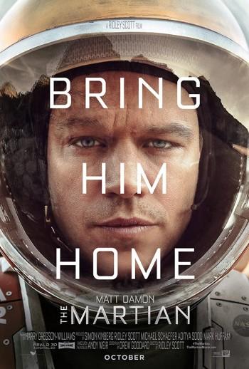 The Martian 2015 Dual Audio Hindi English BRRip 720p 480p Movie Download