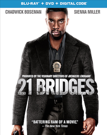 21 Bridges 2019 Dual Audio Hindi Bluray Movie Download