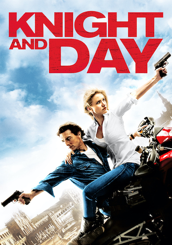 Knight And Day 2010 Dual Audio Hindi English BRRip 720p 480p Movie Download