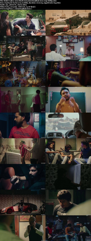 Shehri Gabru 2020 Hindi 720p HDRip x264