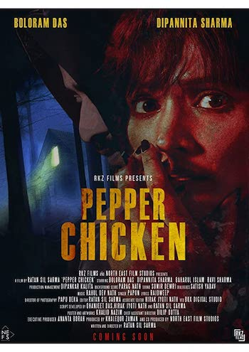 Pepper Chicken 2020 Hindi 480p WEB-DL 300mb